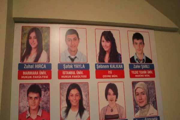 Savcı Selim Kiraz'ın saldırganı üniversite sınavında derece yapmış