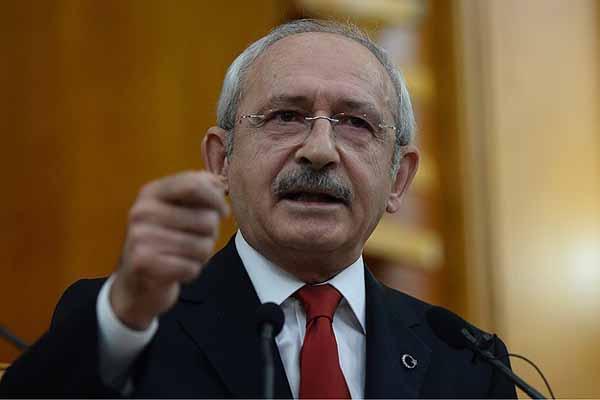 Kemal Kılıçdaroğlu, Hakan Fidan ile ilgili konuştu