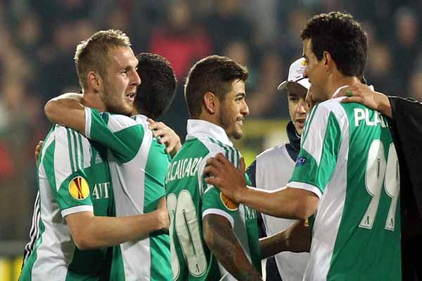 Ludogorets'te Moti penaltı kurtarışlarıyla takımın gururu oldu
