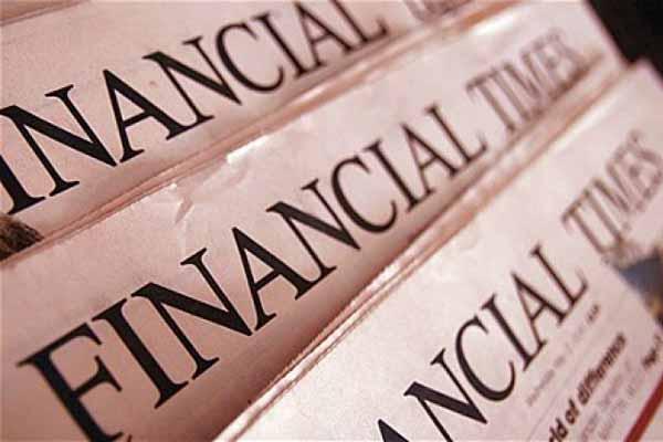 Financial Times'tan Arınç-Gökçek tartışması yorumu