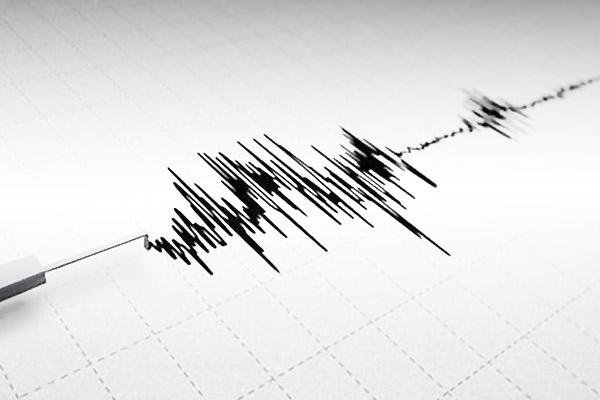 Ege Denizinde sabahın ilk saatlerinde korkutan deprem