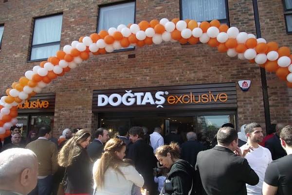 Doğtaş Exclusive Londra'da Üçüncü Mağazasını Açtı