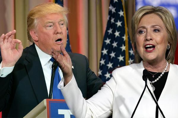 Clinton, ABD yeni başkanı Trump'ı kutladı