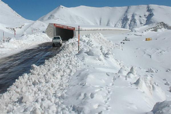 Türkiye'de bir ilk, o tünel hizmete girdi