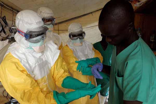 Ebola için mobil karantina