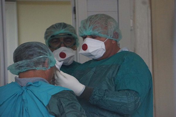 Edirne Devlet Hastanesi'nde şüpheli ölüm