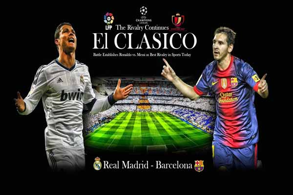 Real Madrid, Barcelona'yı yendi