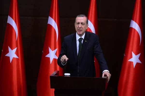 Cumhurbaşkanı Erdoğan'ın IŞİD saldırılarına yorumu