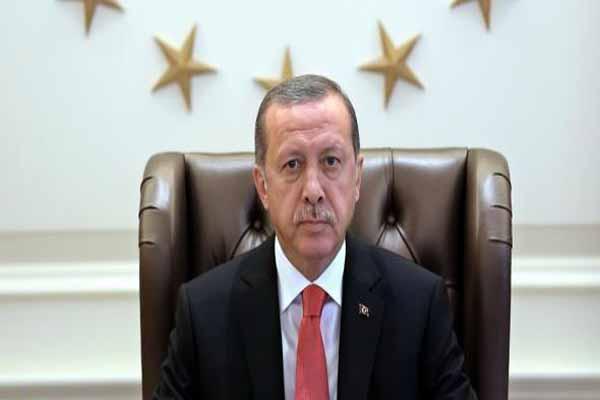 Cumhurbaşkanı Erdoğan'dan koalisyon açıklaması