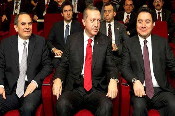 Erdem Başçı ve Ali Babacan Cumhurbaşkanlığı Sarayı'na çıkıyor