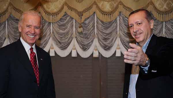Cumhurbaşkanı Erdoğan, ABD Başkan Yardımcısı ile görüştü