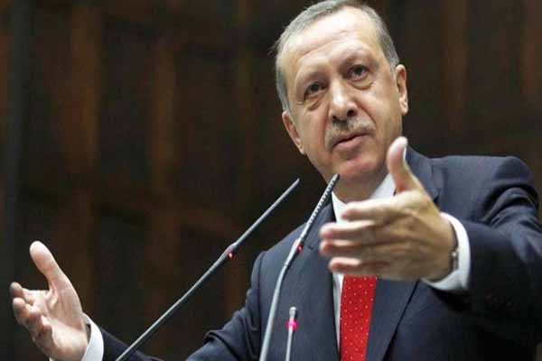 Cumhurbaşkanı Erdoğan, Dini Liderler Zirvesi'nde konuştu
