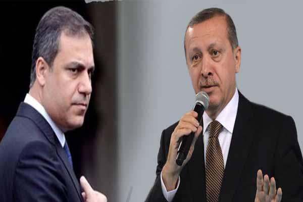 Cumhurbaşkanı Erdoğan, Hakan Fidan'ın istifasını değerledirdi