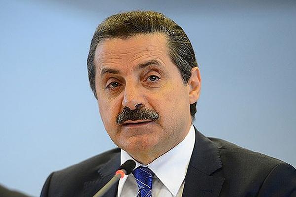 Çalışma ve Sosyal Güvenlik Bakanı Faruk Çelik, 'Olayların ve sorunların üzerine gidiyoruz'