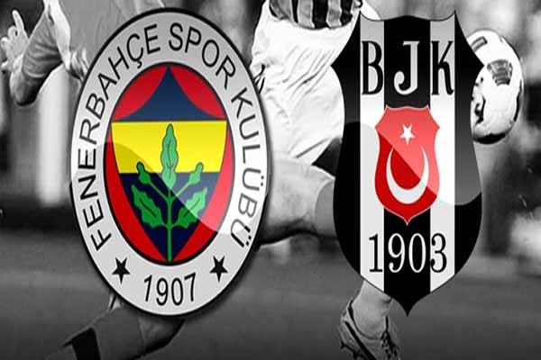 Fenerbahçe Beşiktaş maçı ne zaman, saat kaçta hangi kanalda oynanacak