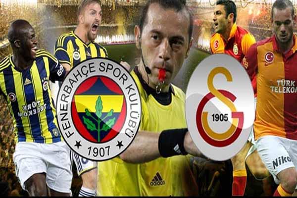 Fenerbahçe Galatasaray maçı canlı yayın bilgileri