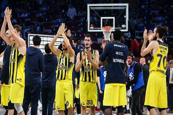 Fenerbahçe THY Avrupa Ligi'nde finale yükseldi