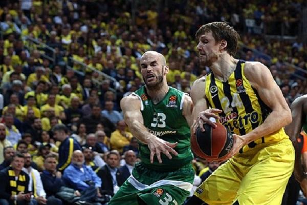 Fenerbahçe Panathinaikos'u devirdi Dörtlü Finale yükseldi
