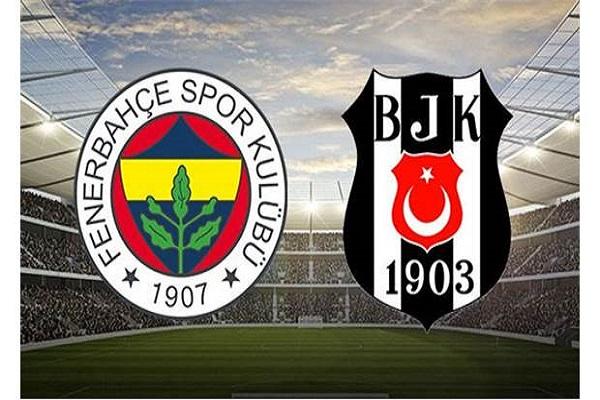Fenerbahçe-Beşiktaş maçı saat kaçta oynanacak