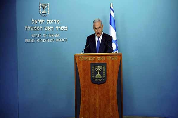 İsrail lideri Netanyahu Barack Obama'yı eleştiri topuna tuttu