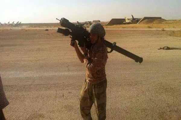 IŞİD'in yeni silahları