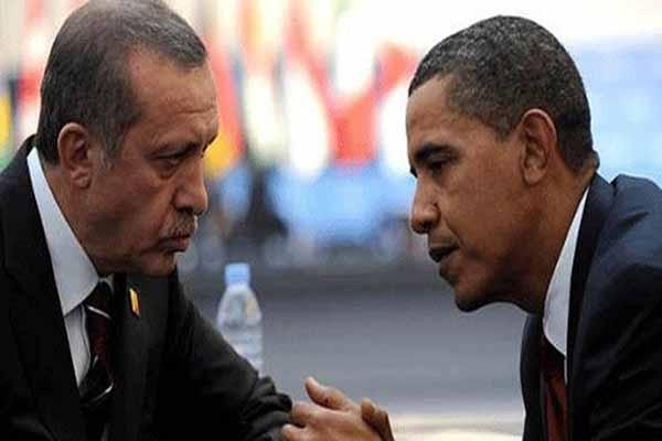 Cumhurbaşkanı Erdoğan Obama ile Halep'te yaşananları görüştü