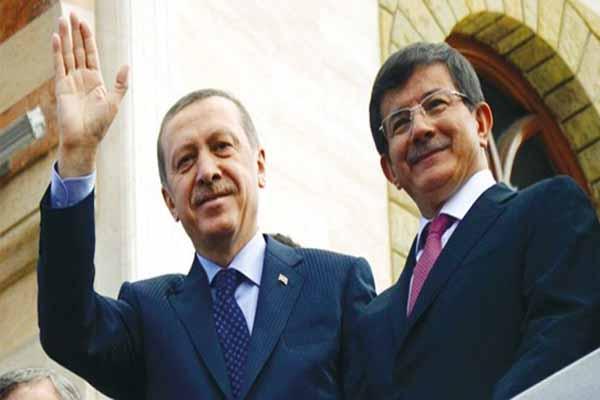 Cumhurbaşkanı Erdoğan, Ahmet Davutoğlu ile KÖŞK'te görüşecek