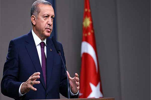 Cumhurbaşkanı Erdoğan, Barack Obama'yı sert dille eleştirdi