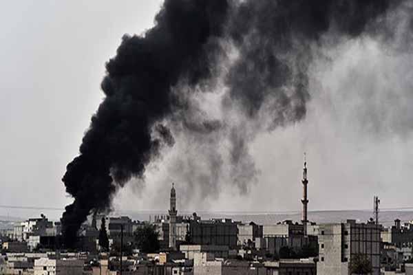 Kobani'de son durum, 11 Ekim