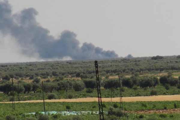 IŞİD'in Türkmen köylere saldırısı Kilis'ten duyuldu
