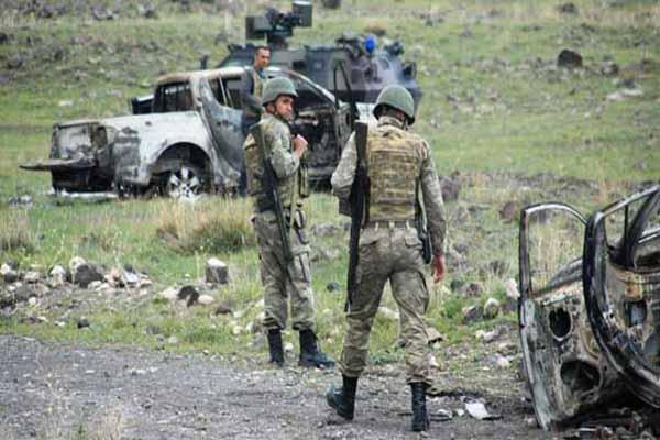 Ağrı'da PKK silahlı saldırı gerçekleştirdi