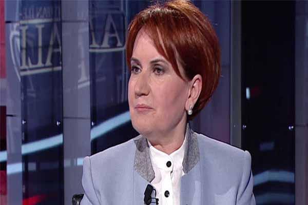 MHP'li Meral Akşener'i dehşete düşüren olay