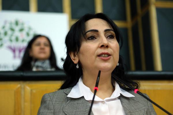 HDP'li Figen Yüksekdağ'ın 6 yıla kadar hapsi isteniyor