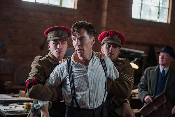 Londra Film Festivali 'The Imitation Game' ile açıldı