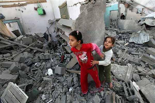 İsrail Gazze ateşkesi sağlandı