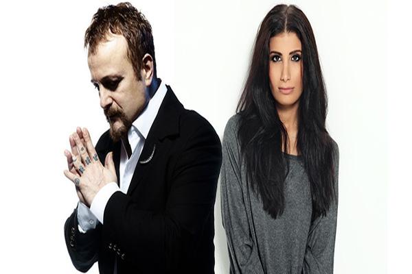 Harun Kolçak ile İrem Derici düetine video klip çekildi