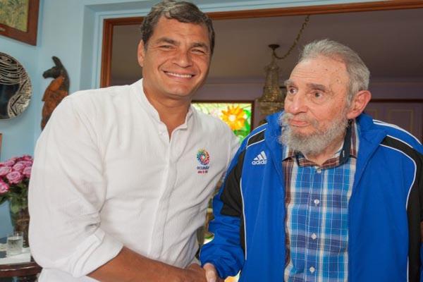 Hayata veda eden efsanevi lider Castro son kez böyle görüntülendi
