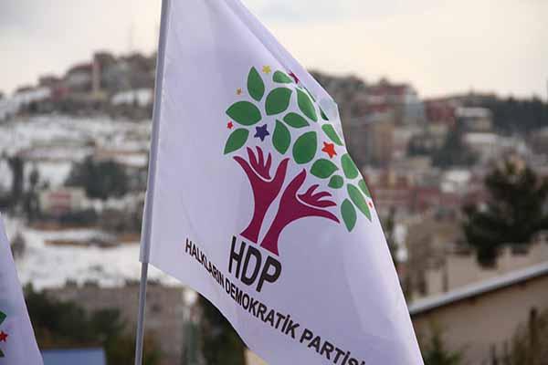 HDP'nin Erzurum mitinginde gerginlik