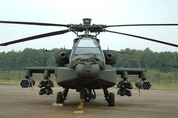 ABD'den Mısır'a Apache sözü