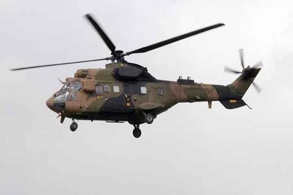 Kaybolan helikopterden sinyal alındı