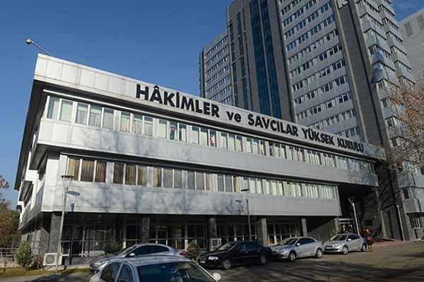 HSYK Danıştay üyeleri seçildi