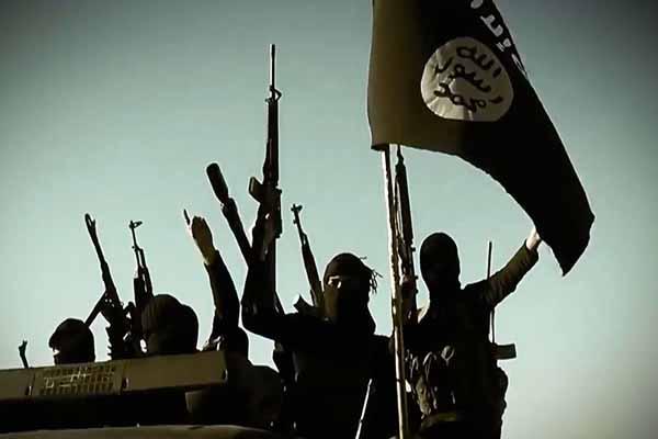 ABD Hava Kuvvetleri IŞİD'i vurdu