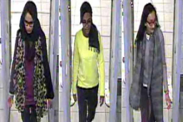 IŞİD'e katılan İngiliz kızlar örgütten kaçtı