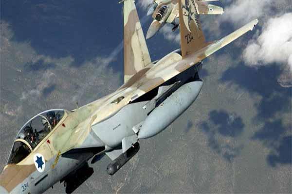 İsrail savaş uçaklarından Gazze'ye hava saldırısı düzenlendi