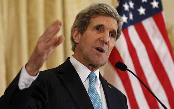 ABD Dışişleri Bakanı Kerry,' Türk askeri Kobani'de istenmiyor'