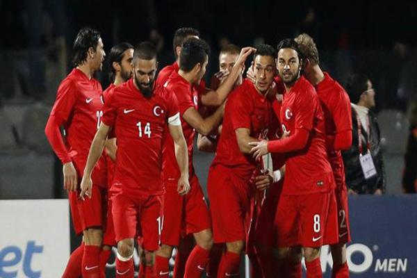 Türkiye Kazakistan 3-1 maç özeti