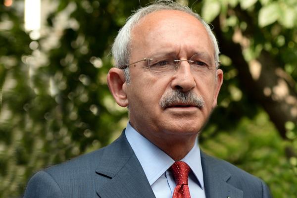 CHP liderinden Sözcü gazetesine yönelik operasyona tepki