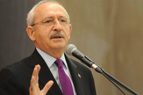 CHP lideri Kılıçdaroğlu 'Gazeteciliğin suç olmadığını haykırıyorum'