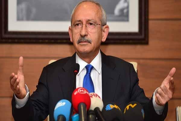 CHP lideri Kılıçdaroğlu oy kullandı, ardından açıklama yaptı
