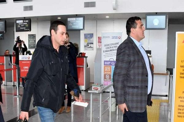 CHP liderinin oğlu Kerem Kılıçdaroğlu terhis oldu